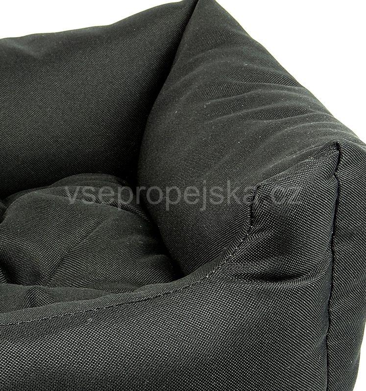 Lux černý pelech pro kočku