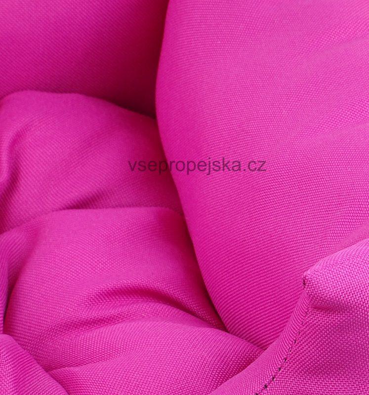 Lux světle růžový pelech pro kočku