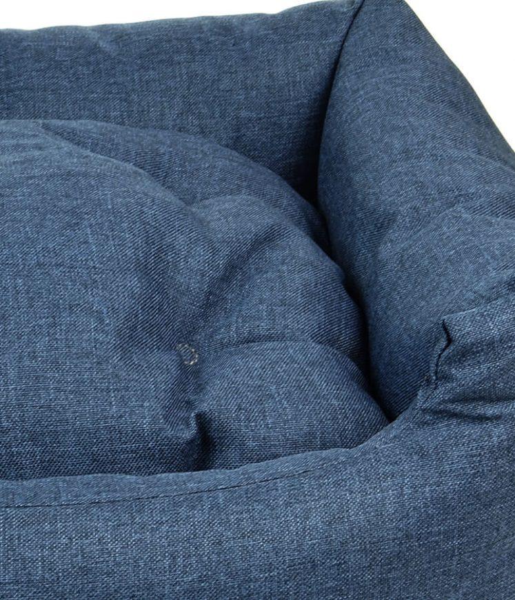 Lux tmavě modrý pelech pro kočku