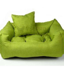 Lux zelený pelech pro kočku